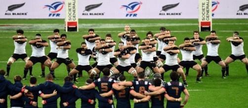 France / All-Blacks - 26 novembre 2016