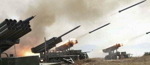 Guerra Corea del Nord - Usa per il lancio di nuovi missili? - italiapost.it