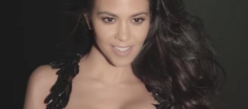 Kourtney Kardashian [Image by YouTube/Kourtney Kardashian]