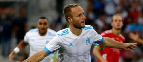 Ligue Europa : Valère Germain brille pour ses débuts à l'OM ... - leparisien.fr
