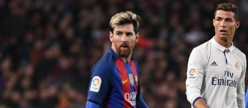 Lo que comió Lionel Messi en el partido