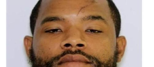 Maryland gunman Radee Labeeb Prince was finally arrested in Delaware.[image credit;Harford County Sherriff's Department]