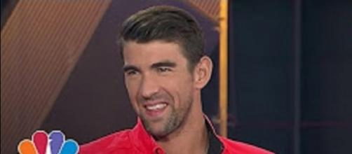 Michael Phelps finds refreshing deeper purpose in speaking out for mental health and saving water. [Image Credit: CNBC/YouTube]
