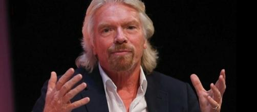 One conman tried to scam Richard Branson out of $5 million, while another impersonated him to get $2 million [Image: The Star Online/YouTube]