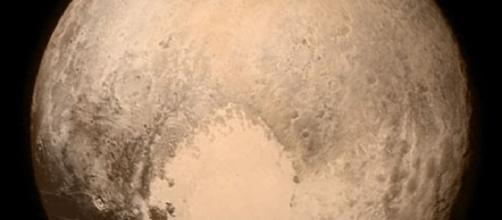 Pluto from New Horizons [image courtesy NASA]