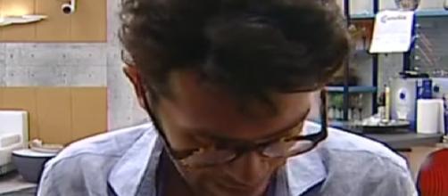 Raffaello Tonon preso in giro da Luca Onestini al Grande Fratello Vip 2