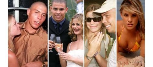 Relacionamentos de Ronaldo Fenômeno.