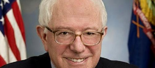 Sen Bernie Sanders. [Image Credit: United States Senate]