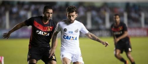 Sport x Santos: ao vivo nesta quinta-feira