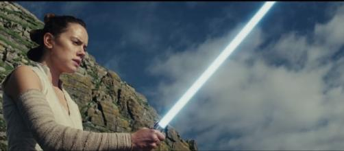 Star Wars: The Last Jedi official trailer   Image Credit: Star Wars/YouTube
