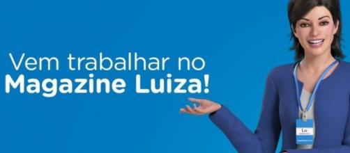 Vagas de emprego na Magazine Luiza