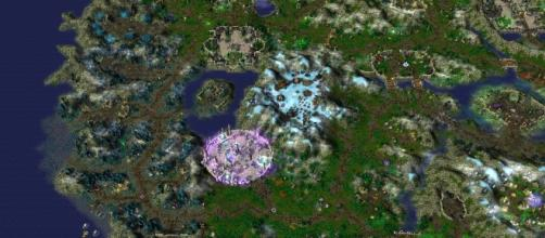 Warcraft 3 5 mods to try [Image via The Hive Workshop/YouTube Screencap]