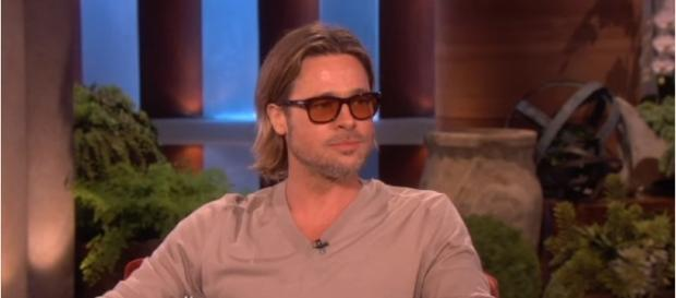 Brad Spills on Finding Time with Angelina | Image Credit: TheEllenShow/YouTube