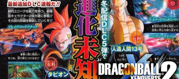 'Dragon Ball Xenoverse 2' DLC 5 has a couple of surprises for players.[Image Credit: Ndukauba/YouTube]
