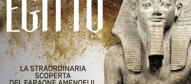 Il mistero dell'Antico Egitto: al MUDEC la mostra su Amenofi II - manoxmano.it