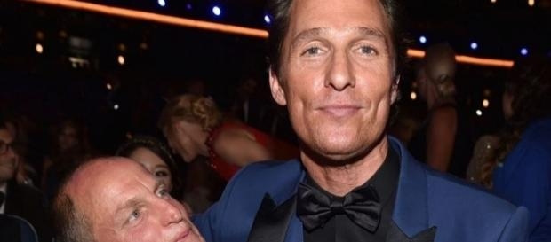 Matthew McConaughey sure knows how get the Internet talking about him (photo via VOA News, Wikimedia Commons)