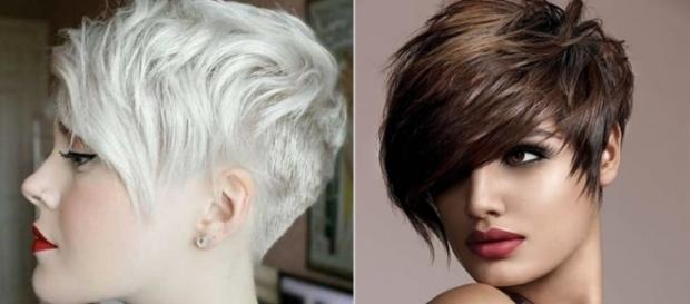 Moda tagli capelli corti 2019