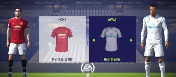 PES 2018 VS FIFA 08 game specs Credit/ Youtube/ GhostRobo