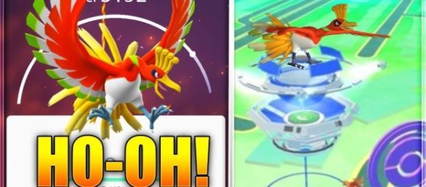 'Pokemon Go' most-awaited Legendary Bird Ho-Oh could go live anytime soon.[Image Credit: FsuAtl/YouTube]