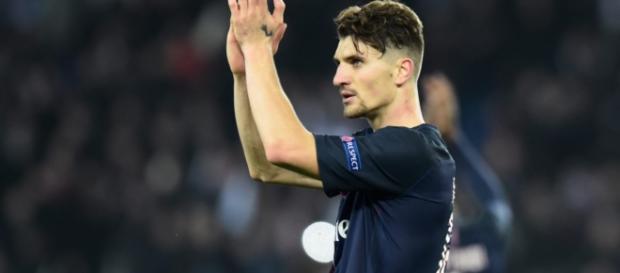 PSG-Barça : le bel hommage de Thomas Meunier envers la légende ... - eurosport.fr