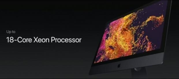 The new iMac Pro (via YouTube - Panagiotis K. Tsioufis)