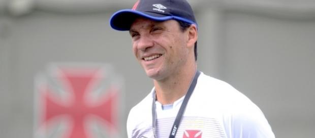 Treinador tem ótimo começo no Vasco