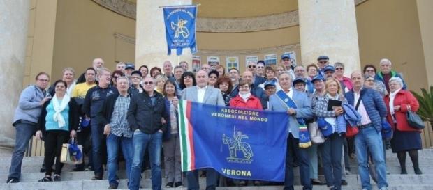 """""""Veronesi nel mondo"""": una lanterna in dono a Verona, ricordo di Marcinelle"""