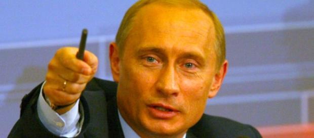 Vladimir Putin [Image Credit: Presidential Press and Information Office / Wikimedia]