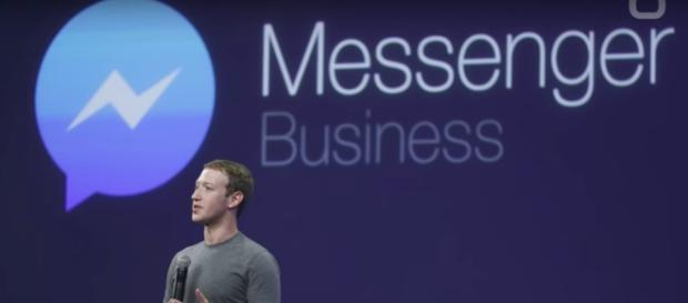 You can now easily send money using Facebook Messenger. [Image Credit: Wochit Business/Youtube]