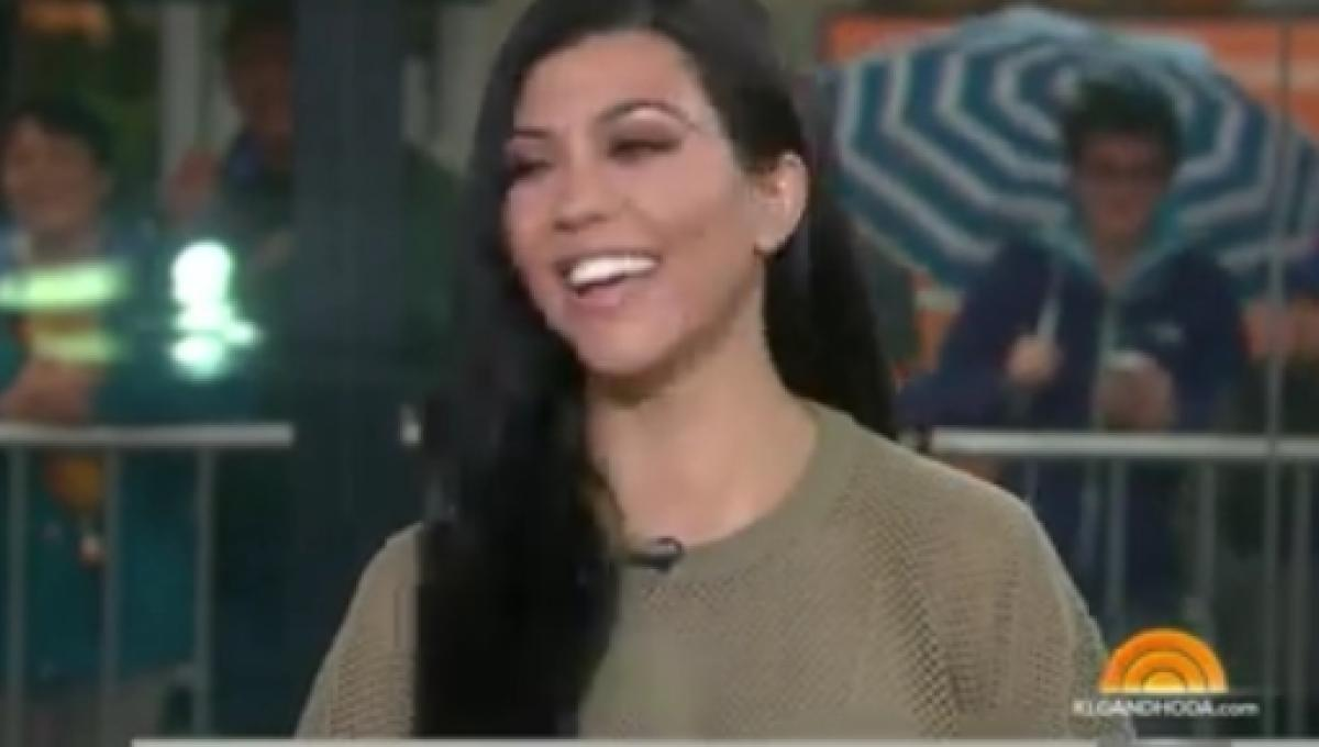 d532ce174bb Kourtney Kardashian makes fun of Victoria Beckham