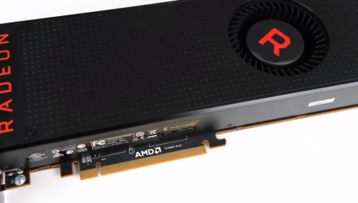 NVIDIA vs  AMD: RX Vega 64 is superior and faster than GTX