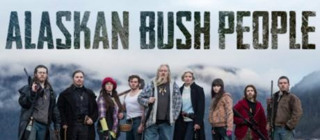 'Alaskan Bush People' Brown Family ** [Promotional Image by Discovery Chanel]