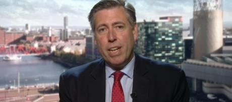 Graham Brady chair of the 22 must step in. (picture credit PoliticsHome.com)