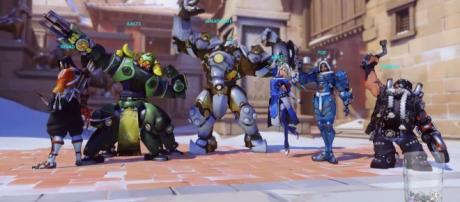 'Overwatch' strange bug crippling Mystery Heroes. (Image Credit: Flik's Gaming Stuff/YouTube Screenshot)