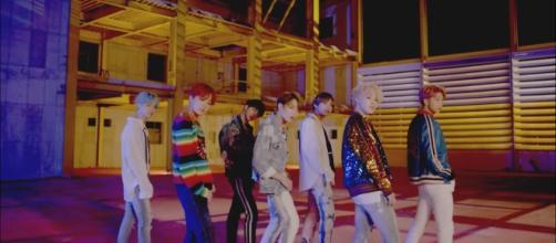 BTS continouos success! ibighit/YouTube screen cap