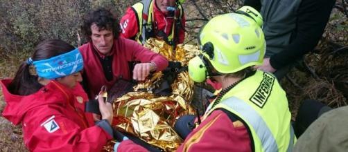 Calabria, cacciatore ferito gravemente al capo. (foto di repertorio)