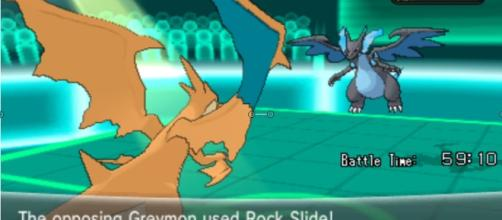 Charizard in 'Pokemon.' (image source: YouTube/PIMPNITE)