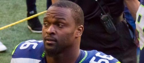 Cliff Avril 2015 [Image by Mike Morris|Wikimedia Commons| Cropped | CC BY-SA 2.0 ]