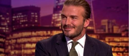 David Beckham Had a Big Influence on Brooklyn's First Tattoo | The Late Late Show with James Corden/YouTube Screenshot