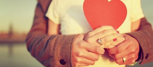 El amor es posible encontrarlo en cualquier lugar.