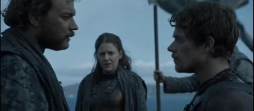 Euron Greyjoy lays claim to the salt throne - Game of Thrones Season 6 | Axhol3Rose/YouTube Screenshot
