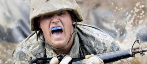 Face of US Soldier - Image - CCo Public Domain   Pixabay