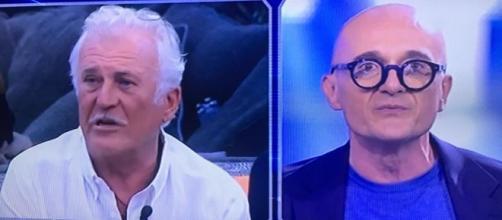 GF VIP: Marco Predolin squalificato?
