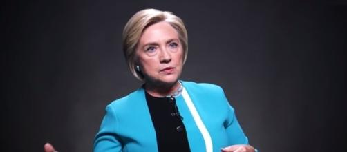 Hillary Clinton interview, via YouTube