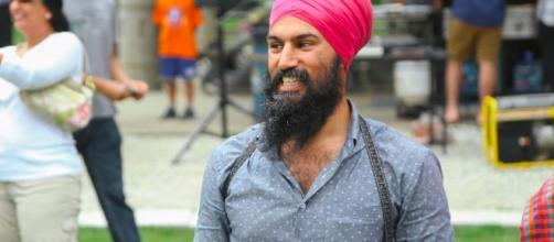Jagmeet Singh (Image Credit: BGM Riding Association / Wikimedia).