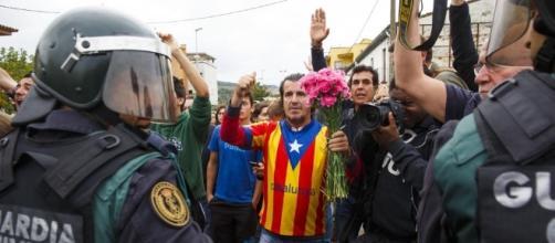 Jornada de incidentes en Catalunya - lavanguardia.com