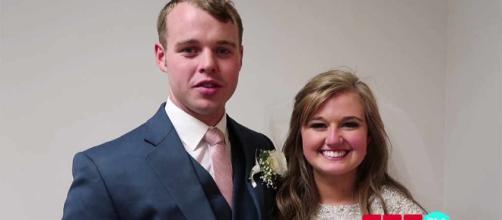 Joseph Duggar Weds Kendra Caldwell (screenshot)