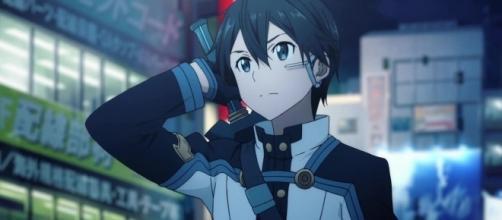 Kirito in 'Sword Art Online.' (image source: YouTube/pep anime)