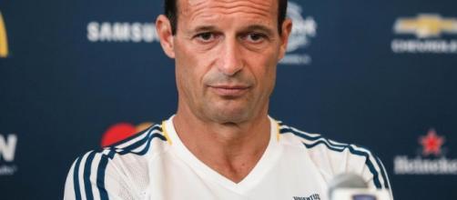 Massimiliano Allegri, allenatore Juventus - thesun.co.uk