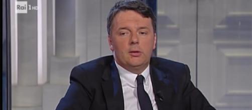 Matteo Renzi del Partito Democratico.